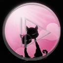 zwierzęta miłość kot kotek para koty zakochani miłosne kotki zwierze romantyczne