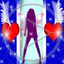 serce miłość kobieta dziewczyna miłosne serca miłość dodaje skrzydeł
