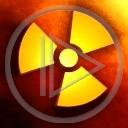 wojna moc niebezpieczeństwo horror danger zagrożenie czerwona symbole trucizna męska