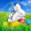 królik święta pisanki wielkanoc jajka wesołych świąt wielkanocne króliki świąteczne