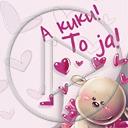 serce miłość miś misiek misie misio miłosne misiaczek serca miśki a kuku to ja misiaczki