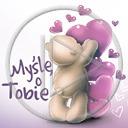 serce miłość miś misiek misie misio miłosne misiaczek myślę o tobie serca miśki misiaczki
