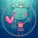 serce miłość miś serduszka królewna Misia księżniczka miłosne serduszko serca