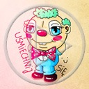 zabawa klaun cyrk uśmiechnij się wesołe miasteczko klauni