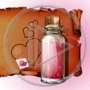 butelka serce miłość serduszka miłosne serduszko serca butelki