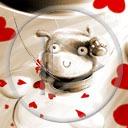 serce miłość serduszka stwór stwory miłosne serduszko serca