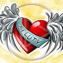 serce miłość serduszka walentynki 14 luty miłosne walentynka serduszko serca
