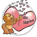 serce miłość miś misiek serduszka misie misio miłosne misiaczek serca miśki dla skarba misiaczki