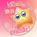 miłość gwiazda gwiazdy gwiazdka miłosne gwiazdkę kocham moją