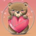 serce miłość miś misiek serduszka misie misio miłosne misiaczek serduszko serca miśki misiaczki