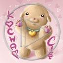 serce miłość piesek pieski miłosne kocham cię serca