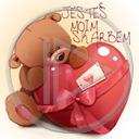 serce miłość miś misiek serduszka misie misio miłosne misiaczek serduszko serca miśki jesteś moim skarbem