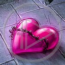 serce miłość serduszka cierń miłosne serduszko serca zranione serce