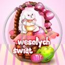 królik święta pisanki wielkanoc jajka wesołych świąt wielkanocne świąteczne koszyczek