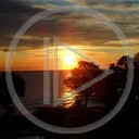 zachód chmury morze zachód słońca krajobrazy piękny widok