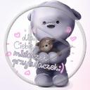 serce miłość miś misiek misie misio napis misiaczek tekst dla ciebie serca miśki misiaczki przytulaczek