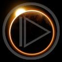 zaćmienie widok przyroda natura słońca zjawisko