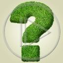 trawka znak trawa znaki zielony znak zapytania znaki przestankowe interpunkcja