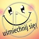 uśmiech buźka buzia napis tekst uśmiechnij się buzie