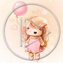 balon dzieci postać dziewczynka osoba balonik dziewczynki