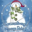 sylwester zima śnieg bałwan nowy rok bałwany noworoczne roku rok 2012 2012 szczęśliwego nowego