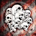 kości czaszka śmierć horror czaszki straszne czacha trupy czachy kościotrupy cmentarzysko