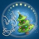 święta choinka Boże Narodzenie drzewko wesołych świąt świąteczne