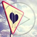 serce miłość znak symbol miłosne znaki serduszko drogowy serca