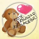 serce miłość miś misiek misie misio miłosne misiaczek serduszko serca moje serduszko jest dla ciebie