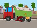 samochód film ciężarówka telewizja samochody 4Fun.tv kreskówka kreskówki ciężarówki