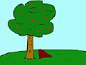drzewo telewizja drzewko drzewa drzewka 4Fun.tv kreskówka kreskówki
